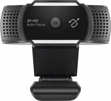 Aluratek 2K Ultra HD Live Broadcast Webcam