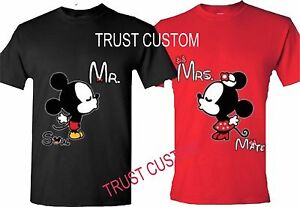 f08d67efd1 Image is loading Mickey-and-Minnie-Disney-Soul-Mate-Couples-Matching-