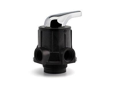MANUAL WATER FILTER VALVE RINSE/BACKWASH/FILTER SETTING