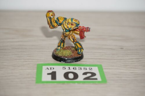 Warhammer 40k Rogue Trader Traitor Renegade Tzeentch Chaos Marine OOP LOT 102
