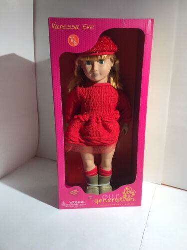 Our Generation Vanessa Eve Doll