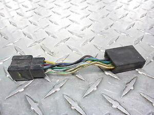 s l300 92 yamaha virago xv 750 small wiring harness relay plug ebay Virago 750 Bobber at bayanpartner.co