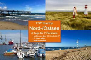 NORD-oder-OST-SEE-4-Tage-fuer-2-DZ-Hotel-bis-4-Ort-n-Wahl-Wert-349