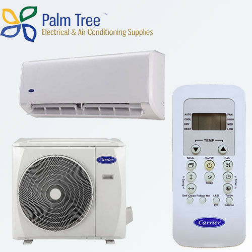 CARRIER PEARL 3.5KW HI-WALL SPLIT SYSTEM AIR CONDITIONER 42QHC035