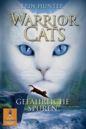 1 von 1 - WARRIOR CATS 1 / Band 5: GEFÄHRLICHE SPUREN ° Taschenbuch ►►► ungelesen °