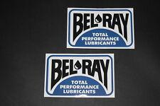 Belray Oil Öl Logo Zeichen Sticker Aufkleber Decal Kleber Autocollant Pickerl