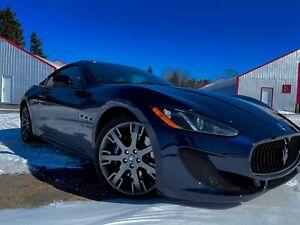 2015 Maserati Granturismo -