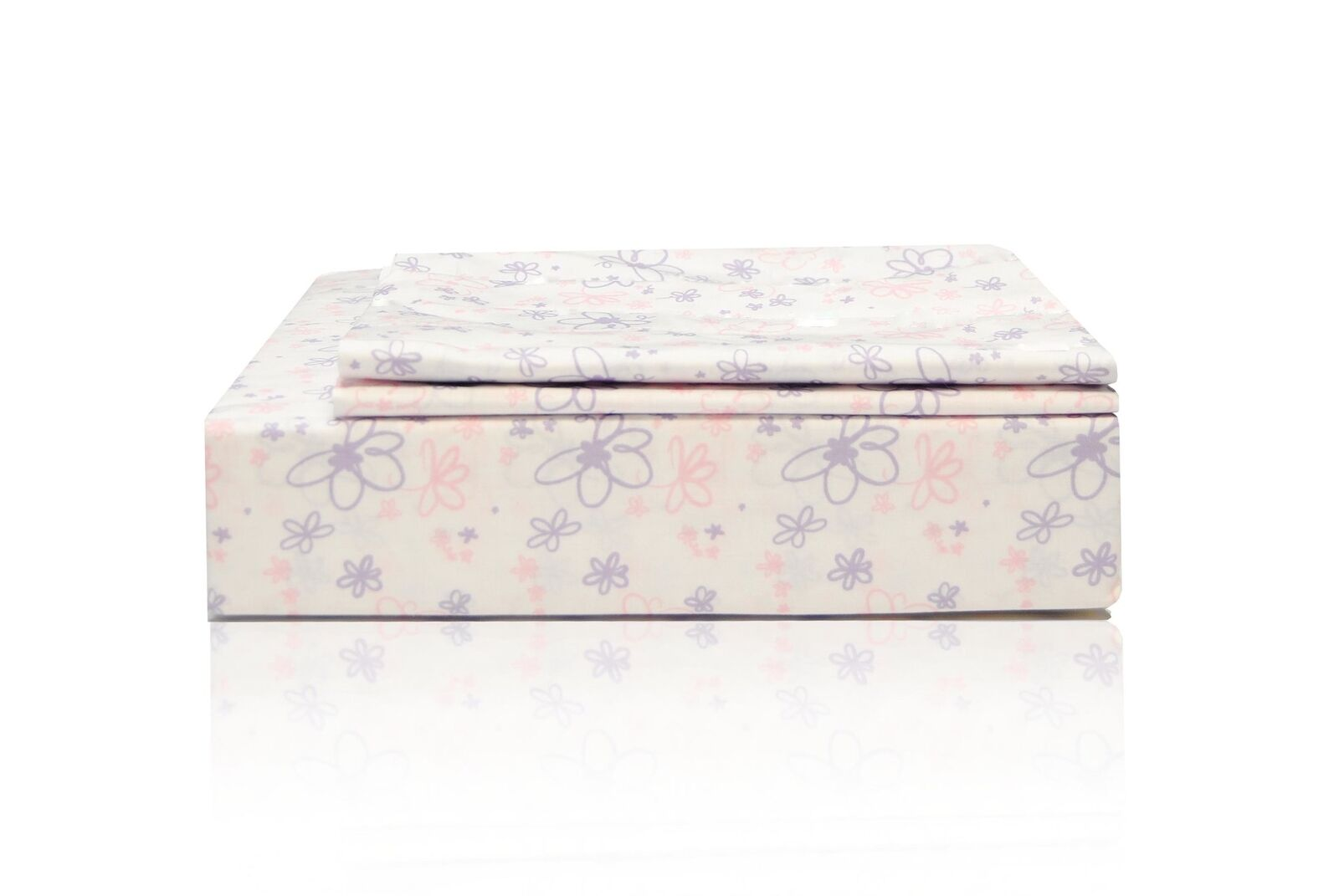 Textile City Bloomsy 200 Thread Count 100% Cotton Sheet Set