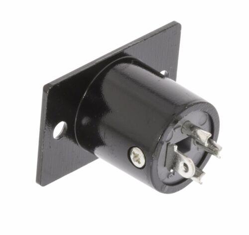 SWEEX MOUNT /> 3-PIN XLR Mixer Speaker Mixer Amplifier Mount Socket Male