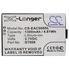 Akku für Emporia Dual-Sim MP3 / MP4 / PMP Battery, 1300mAh, Li-ion, CS-EAC008SL