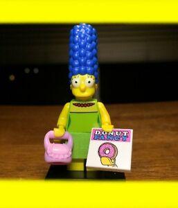 New Genuine LEGO Marge Simpson Minifig Simpsons 71005