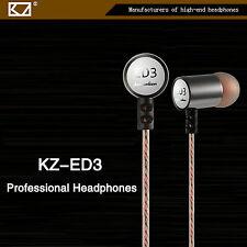High-End Kopfhörer KZ-ED3 Professional In-Ear in PU Hardcase