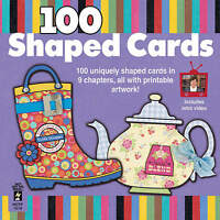 100 Shaped Cards Cd-birthday/greeting Card/cardmaking/making-paper Craft Ideas