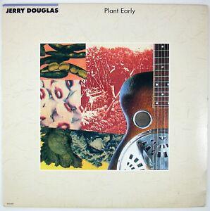 JERRY-DOUGLA-Plant-Early-LP-1989-BLUEGRASS-NM-NM
