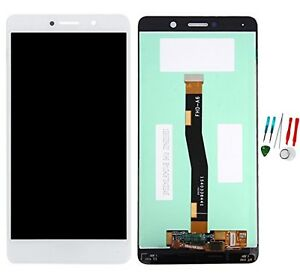 Display-lcd-touch-screen-vetro-ricambio-originale-per-Huawei-Honor-6X-bianco