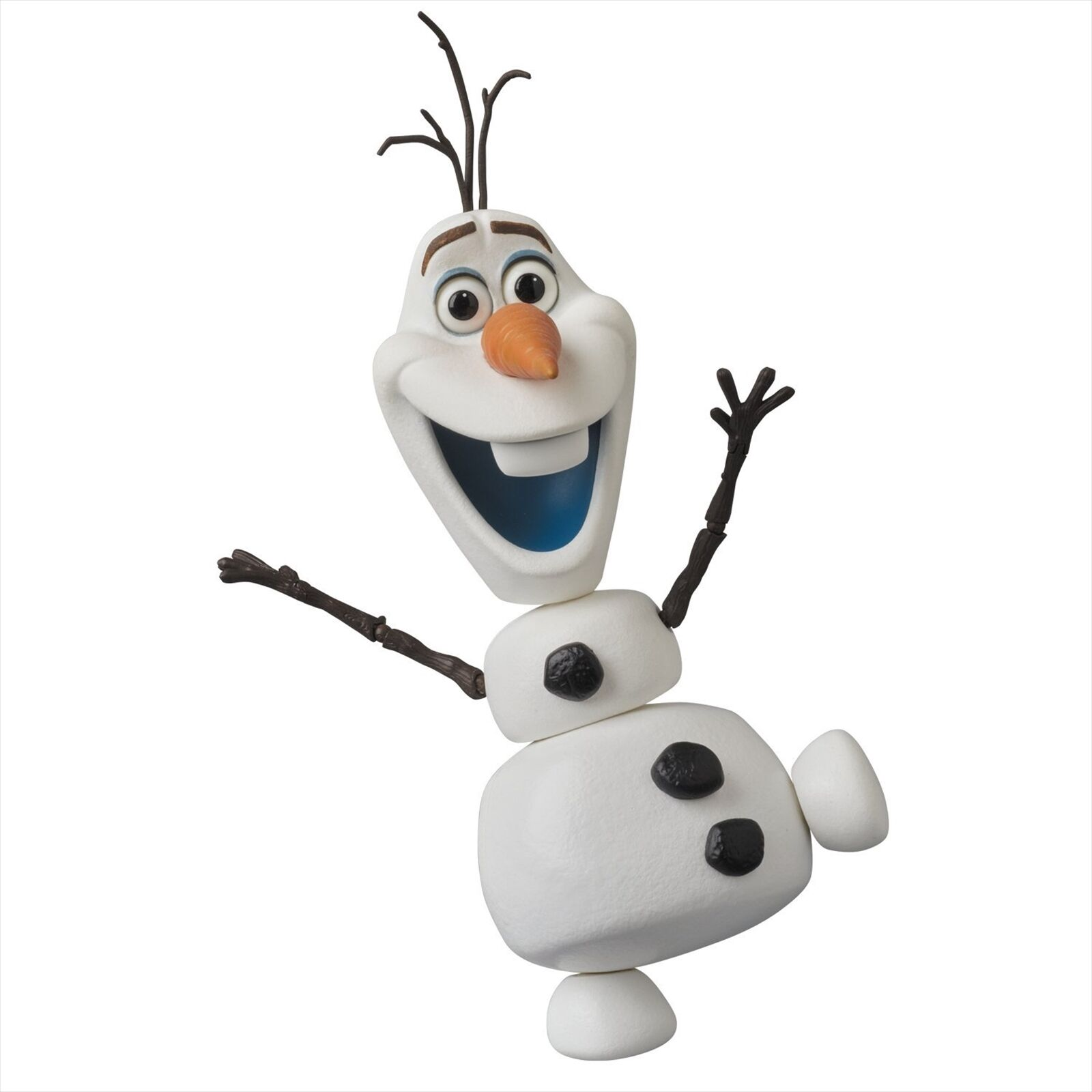 Medicom Toy MAFEX Olaf Frozen Action Figure
