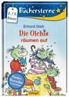 Die Olchis räumen auf / Die Olchis für Erstleser Bd.6 von Erhard Dietl (2014, Gebundene Ausgabe)
