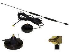 Antenne Magnetfuß GSM UMTS LTE HSDPA CRC9 11,5dBi 45cm f Huawei E160 E321 E660