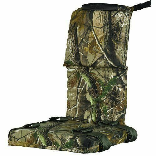 Tree Stand Universal Replacement Seat - Mossy Oak Camo  look and feel new