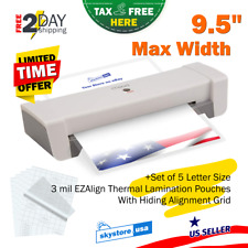 Purple Cows Hot and Cold 9quot Laminator