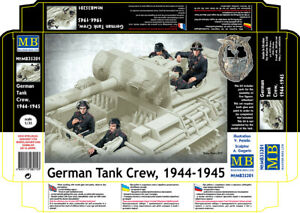 Master-Box-MB35201-1-35-Allemand-Reservoir-Equipage-1944-1945-Neuf