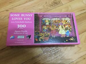Jigsaw-Puzzle-300-pieces-Some-Bunny-Loves-You