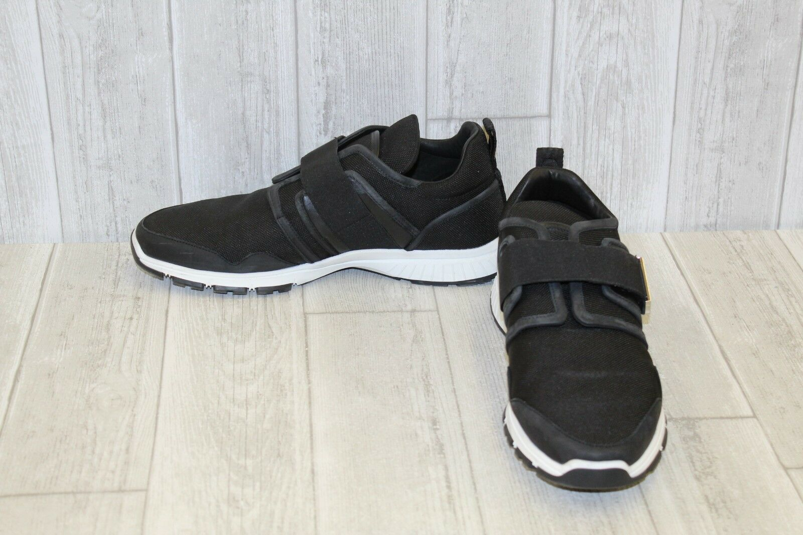 Dsquared2 Marte Run Sneakers - Men's Size 10.5 - Black