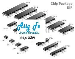 2 pcs x TMP82C55AP-2 IC-DIP40 Microprocesador CMOS
