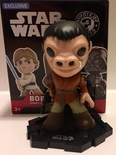 STAR WARS 2017 FUNKO Mystery Minis Vinyl Bobble Head YOUR CHOICE You Pick