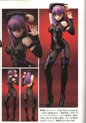 1/8 Fate/Stay Night: Sakura Matou in Black Outfit Unpainted Resin Model Kit