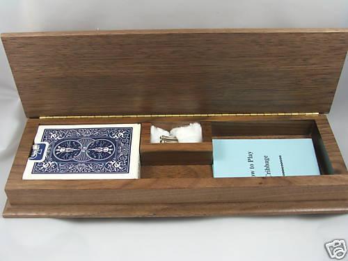 Personalized Laser Laser Laser Engraved Walnut Cribbage Board 2e5d19
