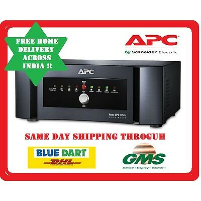 APC Home UPS 850VA | SineWave |BI850SINE-IN | 2 Yrs Wrnty |  #SMP-JAN17