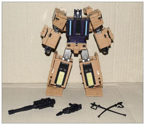 New Transformers Toys Zeta ZA-05 Armageddon RACKET G1 Swindle in Stock