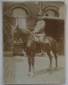 German-Officer-For-Horse-Photo-28120