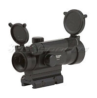 Valken Outdoor Scope Red Dot Sight 1x35mr Comp 4 Style Replica Airsoft Sight
