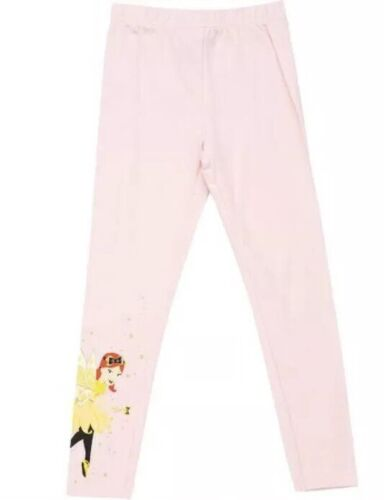 Emma Wiggle Leggings New The Wiggles Size 3 Pink Licensed