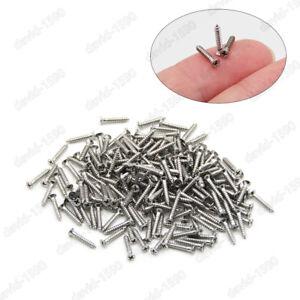 kleine-Holz-Blechschrauben-304-Edelstahl-Senkkopf-M1-M1-2-M1-4-M1-7