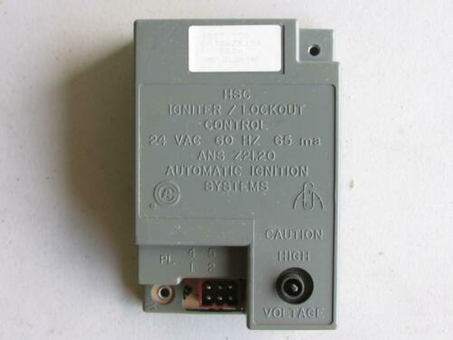 Carrier Furnace Control Circuit Board 1007-100 Ign Lockout LH33WZ512A
