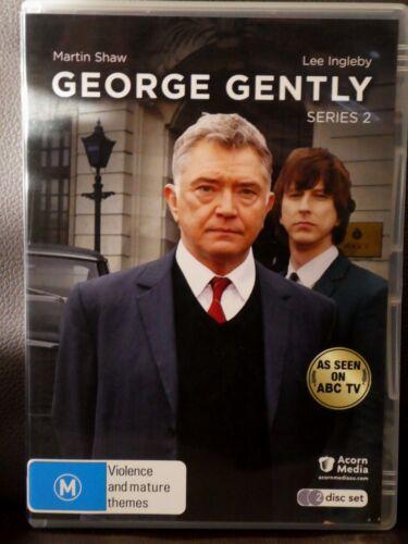 1 of 1 - George Gently : Series 2 (DVD, 2010, 2-Disc Set, Region 4) p3
