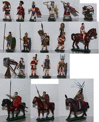 #08 Fabbri-italeri-de Agostini-römer/romano Soldaten-figuren-aussuchen