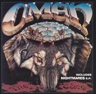 The Curse/Nightmares by Omen (CD, Nov-1996, Metal Blade)