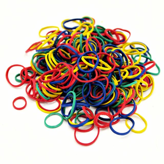 Magic Brand Multi-Color/_61-020x9 Hair Rubber Bands 2475 pcs 9 bags x 275//ea