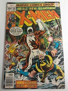 Uncanny-X-Men-109-FN-5-5-1st-Vindicator-James-Hudson