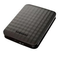 New 1TB Samsung M3 Portable USB 3.0 External Hard Drive Disk Memory Slim - Black