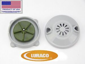 Image Is Loading Luraco Magnetic Jet Head Cap Cover Pedicure Spa