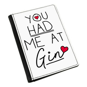 You-Had-Me-A-Gin-Passeport-Support-Etui-Housse-Portefeuille-St-Valentin-Copine
