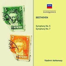BEETHOVEN: SYMPHONIES NOS. 5 & 7 NEW CD
