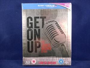 GET-ON-UP-Steelbook-Bluray-Neuf-OOS-OOP-UK-Exclusive