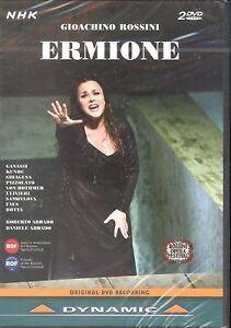 Gioachino Rossini ERMIONE DVD NEW Roberto Abbado