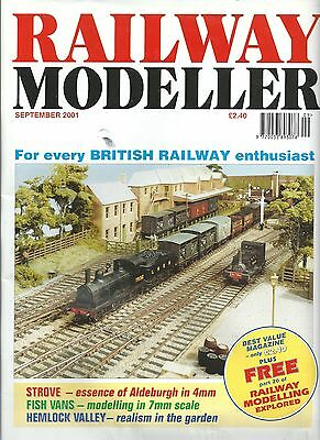 Avere Una Mente Inquisitrice Railway Modeller September 2001